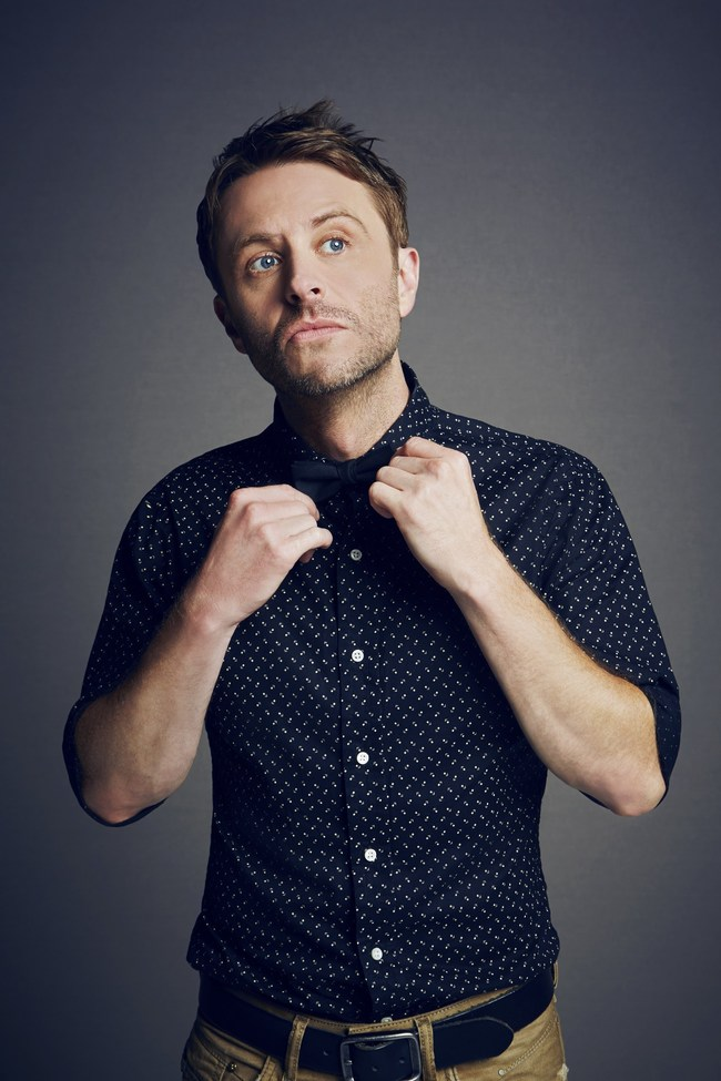 The benefit event will be hosted by comedian Chris Hardwick (The Wall, Talking Dead).