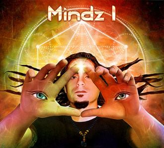 Download The New Psychedelic & Electronic Hip-hop & Rock Album iAwake By Mindz I On All Digital & Streaming Outlets.