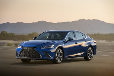 The redesigned 2019 Lexus ES builds on its strengths with an all-new chassis that allows for a more dynamic exterior design and the introduction of the first ES F SPORT.