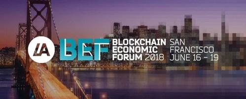 Blockchain Economic Forum, June 16-19 (PRNewsfoto/LATOKEN)