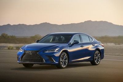 Un nuevo nivel de rendimiento y sofisticación: el Lexus ES de la próxima generación