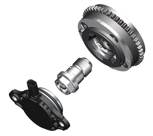 Combining BorgWarner's TA phaser with MPL technology enables automakers to employ late intake valve closing strategies for improved fuel economy