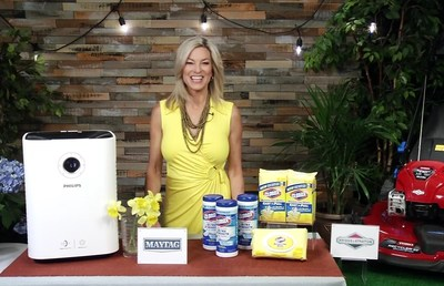 Colleen shares tips on Spring cleaning!