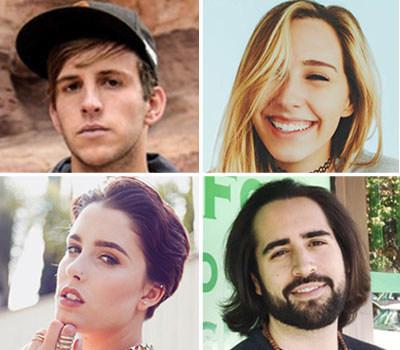 ISC 2017 Grand Prize Winners: Nicholas Miller, Annika Wells, Kate Morgan, Michael Biancaniello