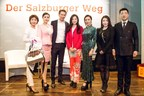 El viaje de la delegación de Miss Culture&Tourism Of The World a Austria