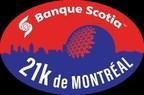 Banque Scotia 21k de Montréal (Groupe CNW/Scotiabank)