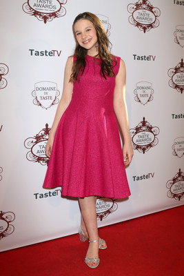 Delaney Robertson at the Taste Awards on April 9, 2018 in West Hollywood, CA.  COPYRIGHT: © 2018 Kathy Hutchins / Hutchins Photo