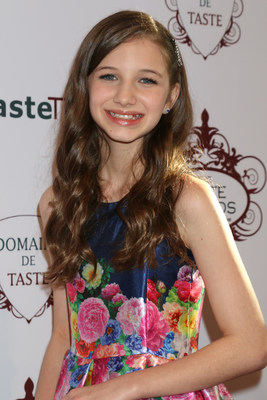 Hadley Robertson at the Taste Awards on April 9, 2018 in West Hollywood, CA.  COPYRIGHT: © 2018 Kathy Hutchins / Hutchins Photo