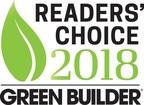 Andersen® Named Greenest Window and Door Brand by Green Builder Media