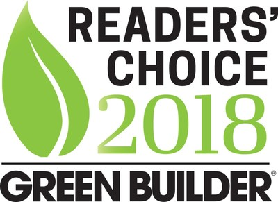 For the seventh consecutive year, Green Builder Media readers ranked Andersen® as the greenest brand among window and door manufacturers in North America. As a result of its longstanding dedication to sustainability, Andersen offers customers the benefits of sustainable, energy-efficient windows and doors at all price points, including 328 product models that are ENERGY STAR® certified in at least one climate zone.