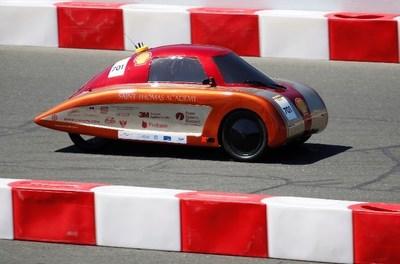 Saint Thomas captures Drivers' World Championship Regional Final
