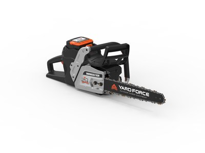Yard Force 120vRX Products Family Now at National Hardware Show