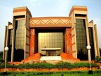 IIM Calcutta Campus (PRNewsfoto/TSW)