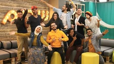 Sadeem, the biggest digital series in the Arab world, announces its Top Ten finalists (PRNewsfoto/Sadeem)