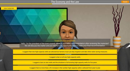 Simulations in McGraw-Hill Connect help students apply knowledge to real-world scenarios and develop critical thinking skills