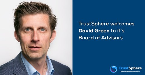 Leading People Analytics Practitioner & Future of Work Visionary, David Green joins TrustSphere's Advisory Board
