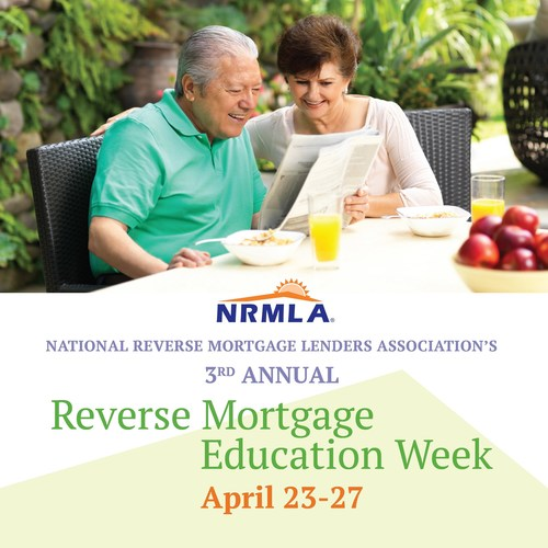 During Reverse Mortgage Education Week, the National Reverse Mortgage Lenders Association will host a series of free informational webinars for older homeowners and their loved ones, and the professionals who provide services to meet their retirement needs. During each online seminar, experts will explain scenarios when home equity can be used to supplement savings and support aging in place.