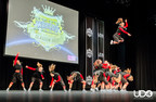 Dancers competing at the UDO World Championships 2017 (PRNewsfoto/The United Dance Organisation)