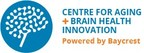 Centre for Aging + Brain Health (Groupe CNW/Centre for Aging + Brain Health Innovation)