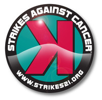 Over 300 of the Southwest's Elite Select Teams travel into the Dallas Metro-Plex to compete in the 8th Annual Strikes Against Cancer Games hosted by Travel Sports May 5th and 6th. www.Strikes21.org