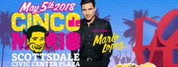 Cinco de Mario is Mario Lopez's spin on Cinco de Mayo.