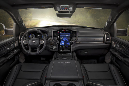All-new 2019 Ram 1500 named to Wards 10 Best Interiors.