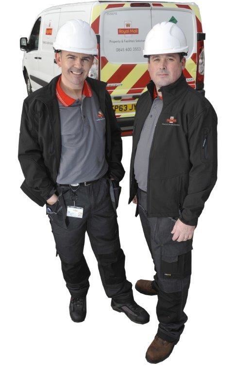 Royal Mail Property & Facilities Solutions Engineers