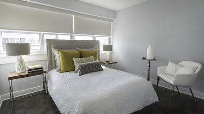 Bedroom (CNW Group/The Minto Group)
