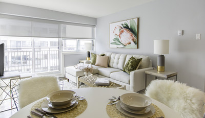 Living Room (CNW Group/The Minto Group)