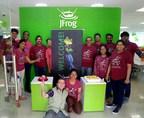 JFrog India (PRNewsfoto/JFrog)