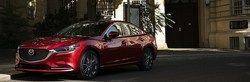 The 2018 Mazda6 joins the rest of the 2018 Mazda lineup at Holiday Mazda.