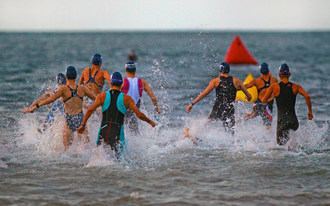 St. Anthony's Triathlon Welcomes Professionals and Amateur Athletes from Around the World on April 27 - 29