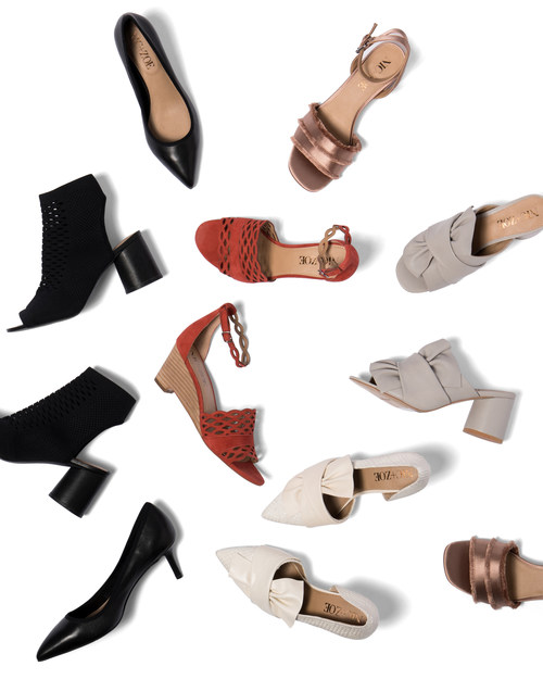NIC+ZOE enters a new category with the launch of its first footwear line - NIC+ZOE Shoes.