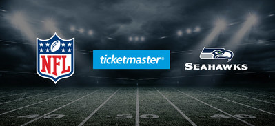 Ticketmaster and Seattle Seahawks Extend Official Ticketing, Tech Partnership