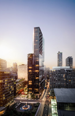 HUMANITI Montréal (Groupe CNW/Cogir Immobilier)