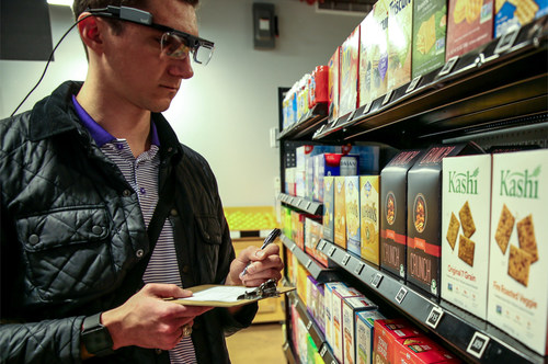 Clemson University's Retail Lab enables survey participants to 'shop' using mobile eye-tracking – the latest in biometric technology.