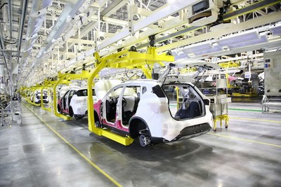 GAC Motor's Smart Manufacturing Capabilities