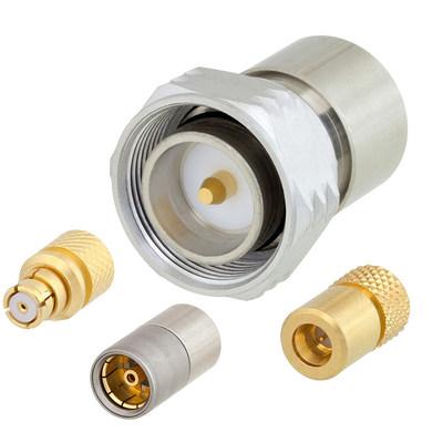 Pasternack推出一系列具有10種不同連接器選項的快速連接射頻負載新產品