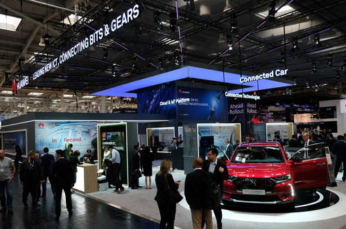 Huawei launches innovative digital industrial solutions and practices at HANNOVER MESSE 2018