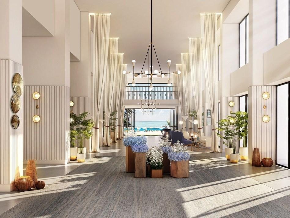 Al Alamein Hotel in Egypt by Emaar Hospitality Group (PRNewsfoto/Emaar Hospitality Group)