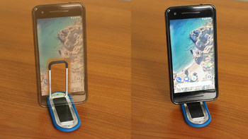 The most elegant, versatile, and portable phone stand in the world.