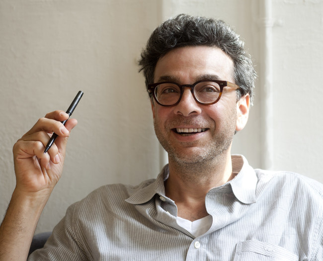 "Stephen J. Dubner is bringing his popular podcast, ""Freakonomics Radio,"" to the Stitcher network this summer. (Photo credit: Audrey Bernstein)"