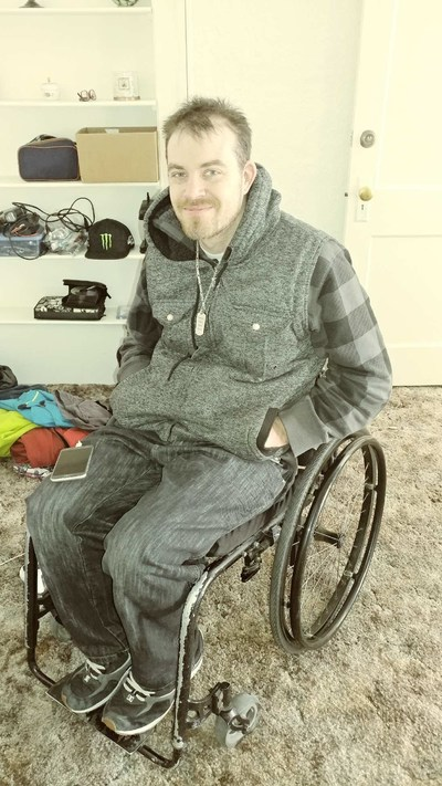 Help Steven with a Wheelchair Accessible Home!