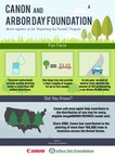 Canon U.S.A. Supports the Arbor Day Foundation's