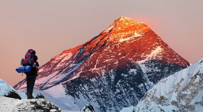 Popularity of Himalayan treks is on a rise