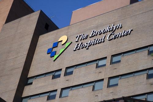 The Brooklyn Hospital Center in Downtown Brooklyn.