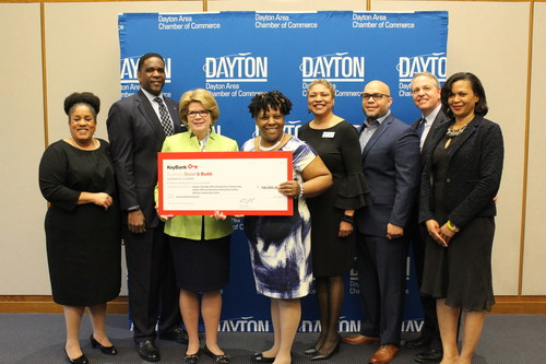 On April 24, 2018, the KeyBank Business Boost & Build program, powered by JumpStart, awarded a total of $100K in funding to three Dayton community organizations (the Dayton Area Chamber of Commerce's Minority Business Partnership, the Dayton Minority Business Assistance Center and the Wesley Community Center) through the KeyBank Center for Technology, Innovation and Inclusive Growth.