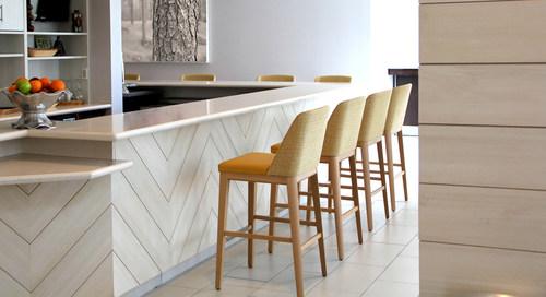Seaside - Wicker White at Hilton Garden Inn; Webster, Texas.