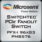 Microsemi Expands Switchtec Family of PCIe Switches to Support Extended Industrial Temperature Range