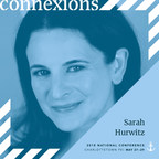 Sarah Hurwitz, former speech writer for Barack and Michelle Obama. (CNW Group/Canadian Public Relations Society)